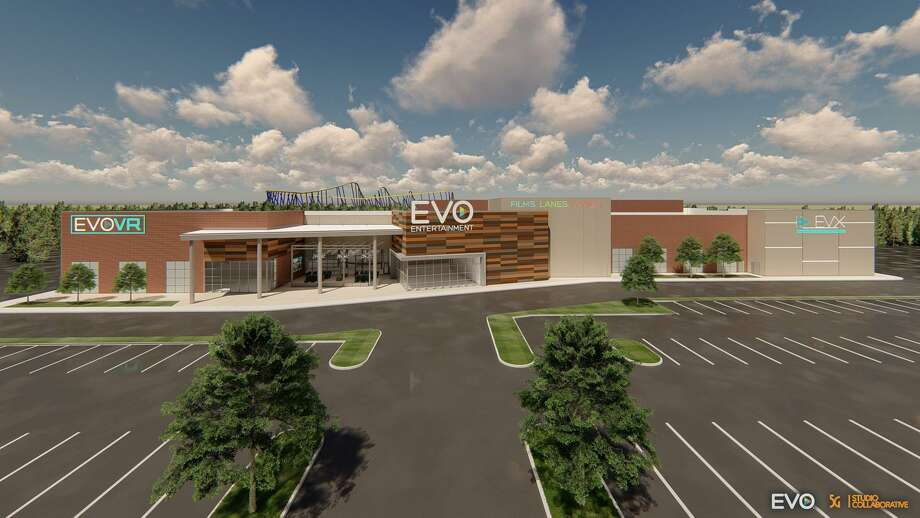 EVO Entertainment Group will start work next month on a 80,000-square-foot facility at Highway 151 and Military Drive, the company said in an announcement Tuesday. Photo: Courtesy Of EVO Entertainment Group