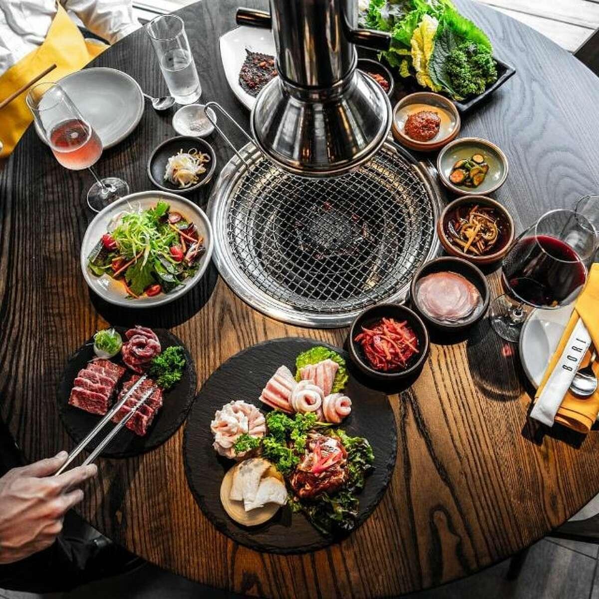 BORI: 1453 Witte South Korean steakhouse.