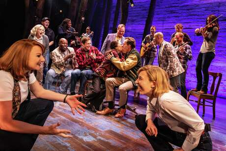 """Come From Away"":  It's hard to imagine that a musical about the chaos in the skies that followed the 9/11 attacks would be filled with funny moments. But ""Come From Away"" is laced with humor, as passengers find themselves stranded in Gander, Newfoundland, after dozens of flights were diverted when American airspace closed. Making its San Antonio debut, the musical features a versatile cast all playing multiple roles on a set that mainly consists of a dozen chairs constantly being shuffled.    8 p.m. Friday, 2 and 8 p.m. Saturday and 2 and 7:30 p.m. Sunday, Majestic Theatre, 224 E. Houston St. $45-$155 at the box office and tic,ketmaster.com. Info, majesticempire.com     — Robert Johnson"