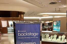 Macy's earlier this month announced a restructuring that would include the closure of 125 of its least productive stores over the next three years. But it also announced investments, including opening its successful Backstage department in 50 other stores. It now appears the Colonie Center Macy's is among those getting the Backstage treatment.