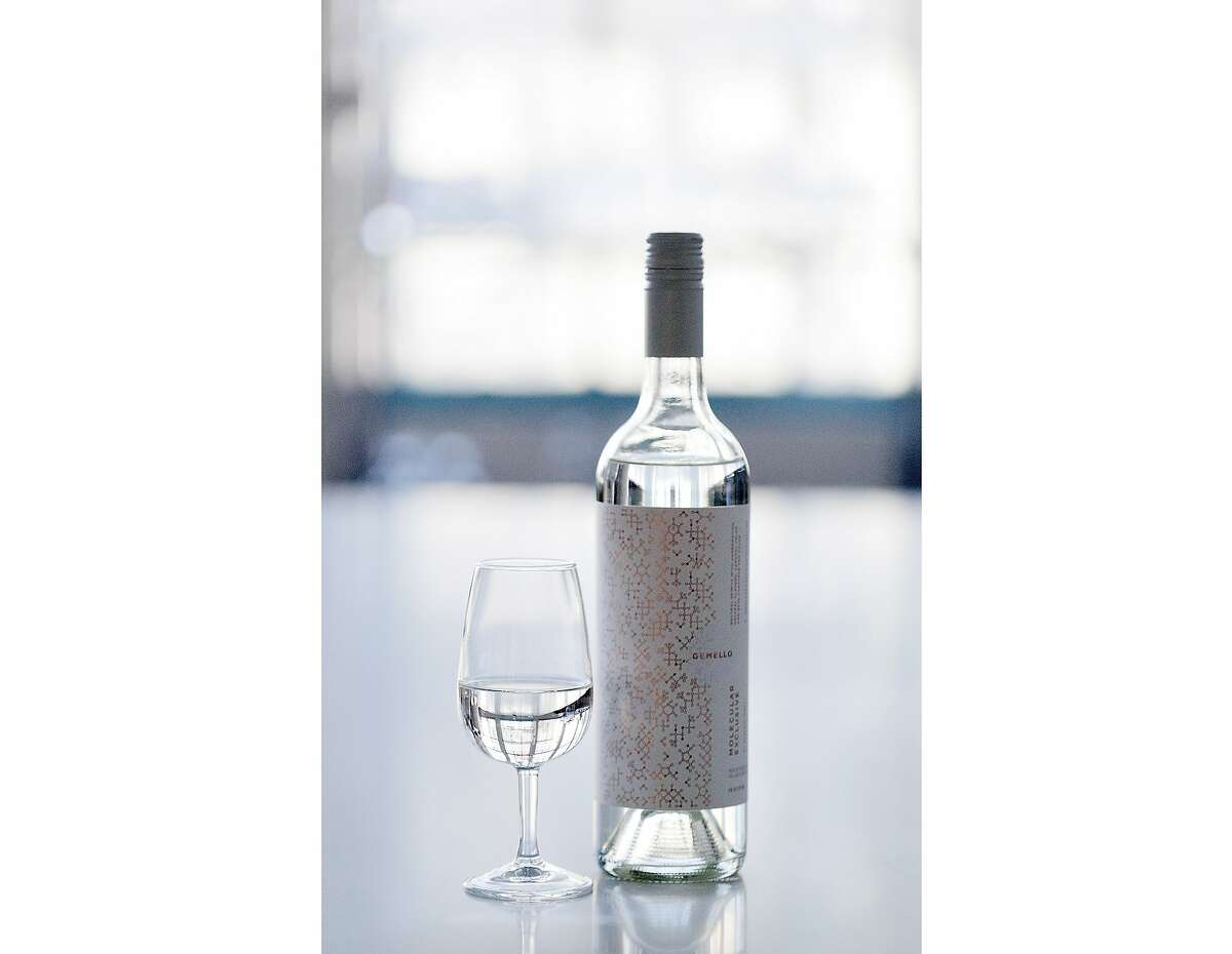 Gemello, a synthetic wine that approximates a 6% abv Moscato, from S.F. startup Endless West.