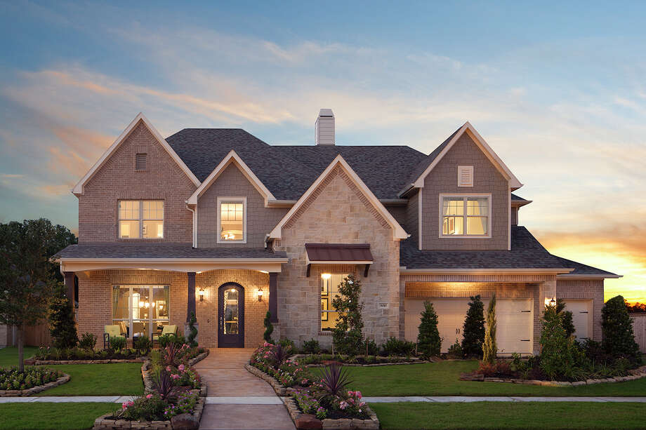 "J. Patrick Homes, which builds in nine master-planned communities in the Houston, launched a ""build on your own lot"" program. Photo: J. Patrick Homes"