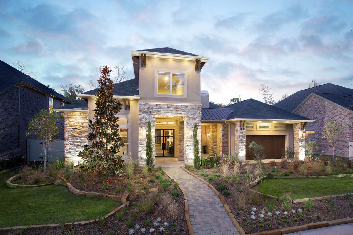 """J. Patrick Homes, which builds in nine master-planned communities in the Houston, launched a """"build on your own lot"""" program."""