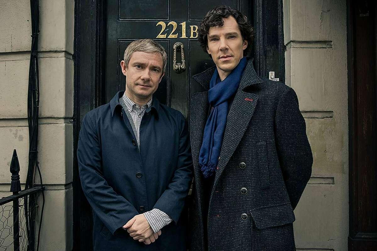 Sherlock (Series 1-4) Leaving Netflix May 14