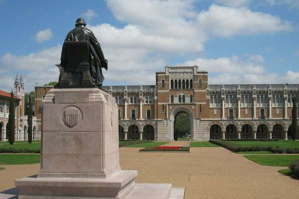#49. Rice University - Tuition: $48,330 - Location: Houston, TX - Students: 3,916 (student to faculty ratio: 6:1) - Acceptance rate: 16% (ACT: 33-35, SAT: 1490-1580) - Six year median earnings: $65,400 Clocking in at over $48,000 a year, tuition at Rice University has steadily risen at least 3% every year since 2000. Known for its engineering and biochemistry degrees, this Texas school in 2018 announced an initiative to provide free tuition to all students whose parents earn less than $130,000 a year. On average, students pay $24,000 in tuition a year. This slideshow was first published on theStacker.com