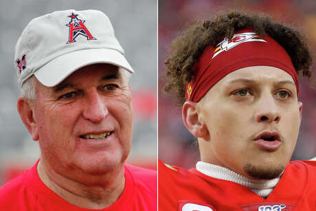 June Jones recommended then-Texas Tech junior Patrick Mahomes as a QB to watch to agent Leigh Steinberg. Less than three years later, Mahomes has won an NFL MVP award and Super Bowl MVP honors.
