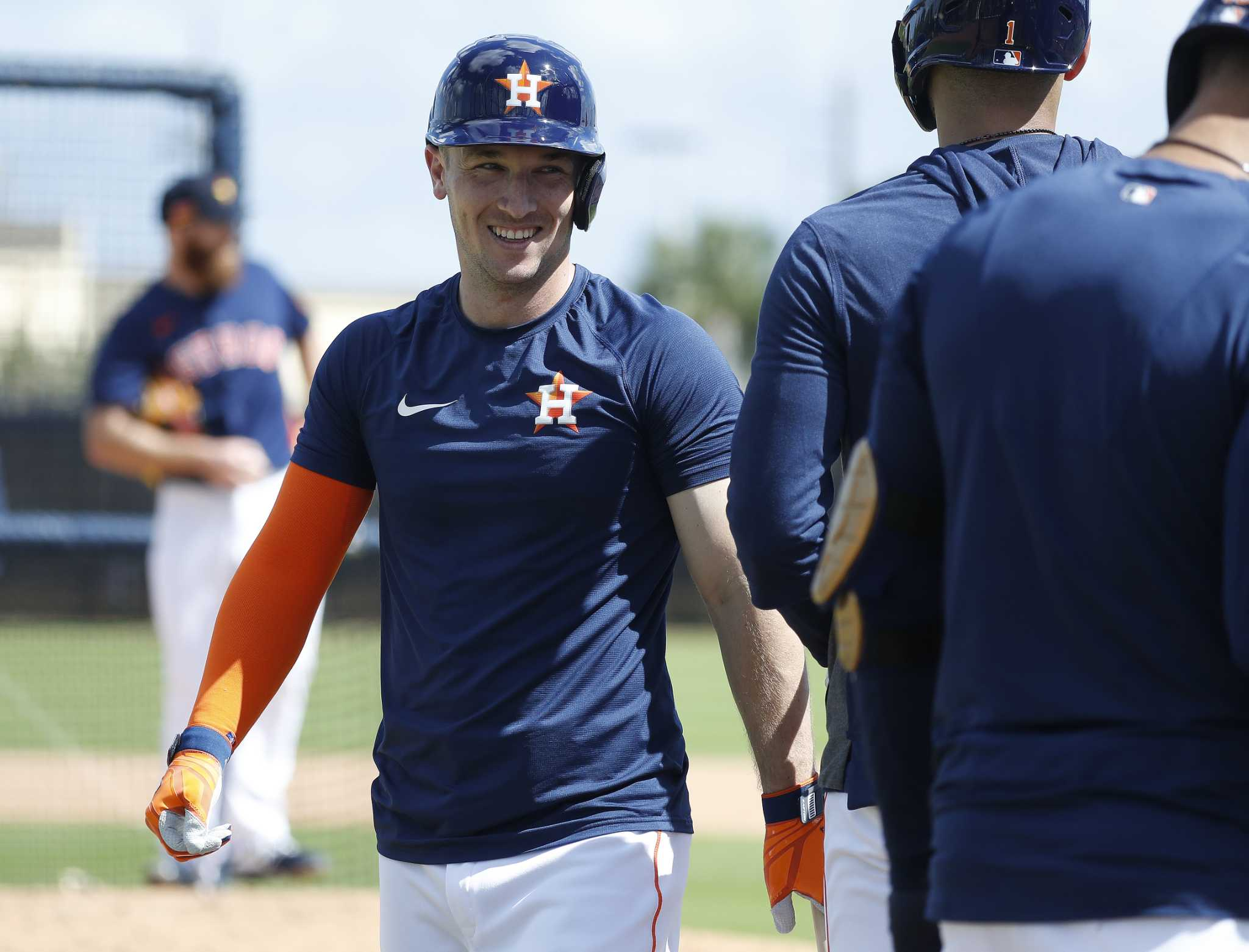 Roundup from Tuesday at Astros spring training
