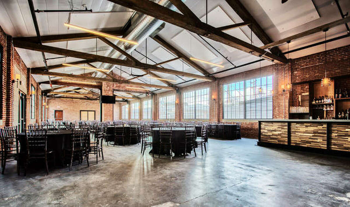 In the heart of downtown Edwardsville, the Ink House Event Center offers a balance of historical significance, being built right behind the Madison County Court House and being the former home of The Intelligencer, which moved into the building in 1921, and modern aesthetic, having been refurbished to provide a more 21st century feel. The Ink House has in-house mixologists and can seat 250 guests. (File photo)
