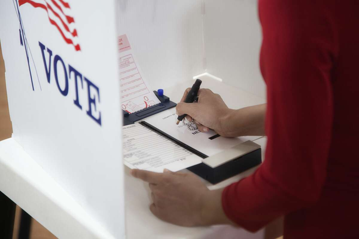 You could soon be able to register to vote on Election Day in Texas.