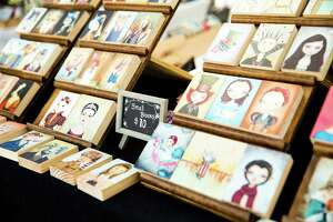 Artists and artisans from the First Saturday Arts Market and Market at Sawyer Farms will show off their work from 11 a.m. to 3 p.m. on Saturday, Feb. 29, at the Cross Creek Welcome Center, located at 6450 Cross Creek Bend Lane, Fulshear. The event is free and open to all.