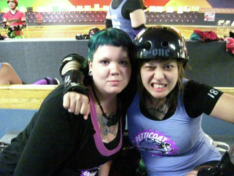 Were you seen at 2010 Roller Derby? Photo: Pamela Townsend