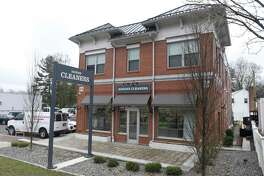 The prospective second location of Sushi Soba at 59 E. Putnam Ave. in the Cos Cob section of Greenwich, Conn., photographed on Tuesday, Feb. 18, 2020.