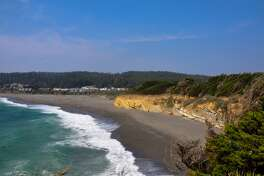 Guardian U.S. reporter Kari Paul was stranded not far the Northern California coastal town of Gualala on Sunday after her app-rental car lost cell phone service, preventing her from restarting the car.