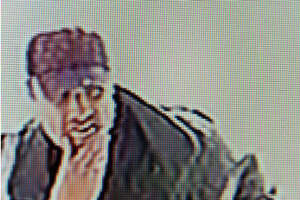 This person is wanted out of the Laredo Police Department for his alleged connection to a theft reported in the 5600 block of San Dario Avenue.