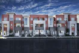 The terraces at Nuevo is a collection of 176 two- and three-story townhomes in Summerhill Homes' master-planned community in Santa Clara.