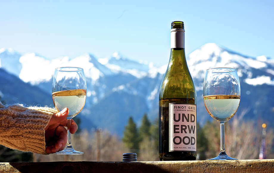 Sipping on Pinot Gris at the Union Wine Co. Photo: Union Wine Company