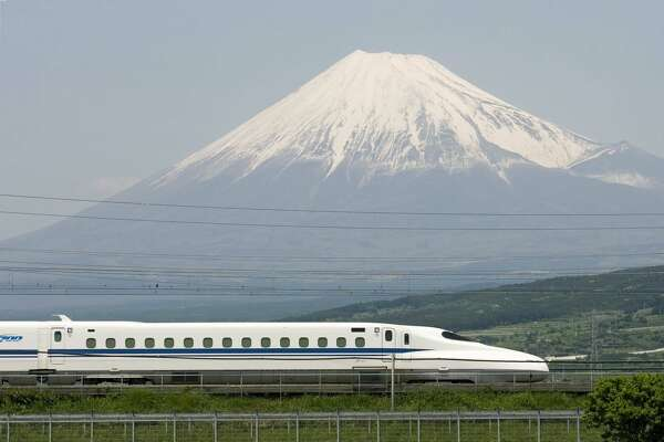 Texas Central's plans for a Houston to North Texas train are based on the Japanese Tokaido Shinkansen system, which has had zero fatalities in more than 50 years of operation.