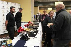 Hundreds of area residents enjoyed a wide variety of food from local vendors Tuesday evening at the 15th annual Taste of Mecosta.