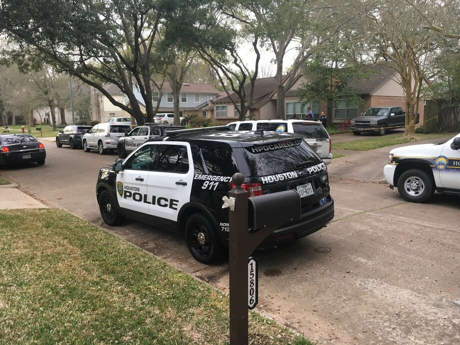 A murder suicide was reported Tuesday, Feb. 18, in the 15800 block of Heatherdale Drive in southeast Houston, police said. Photo: Houston Police Department