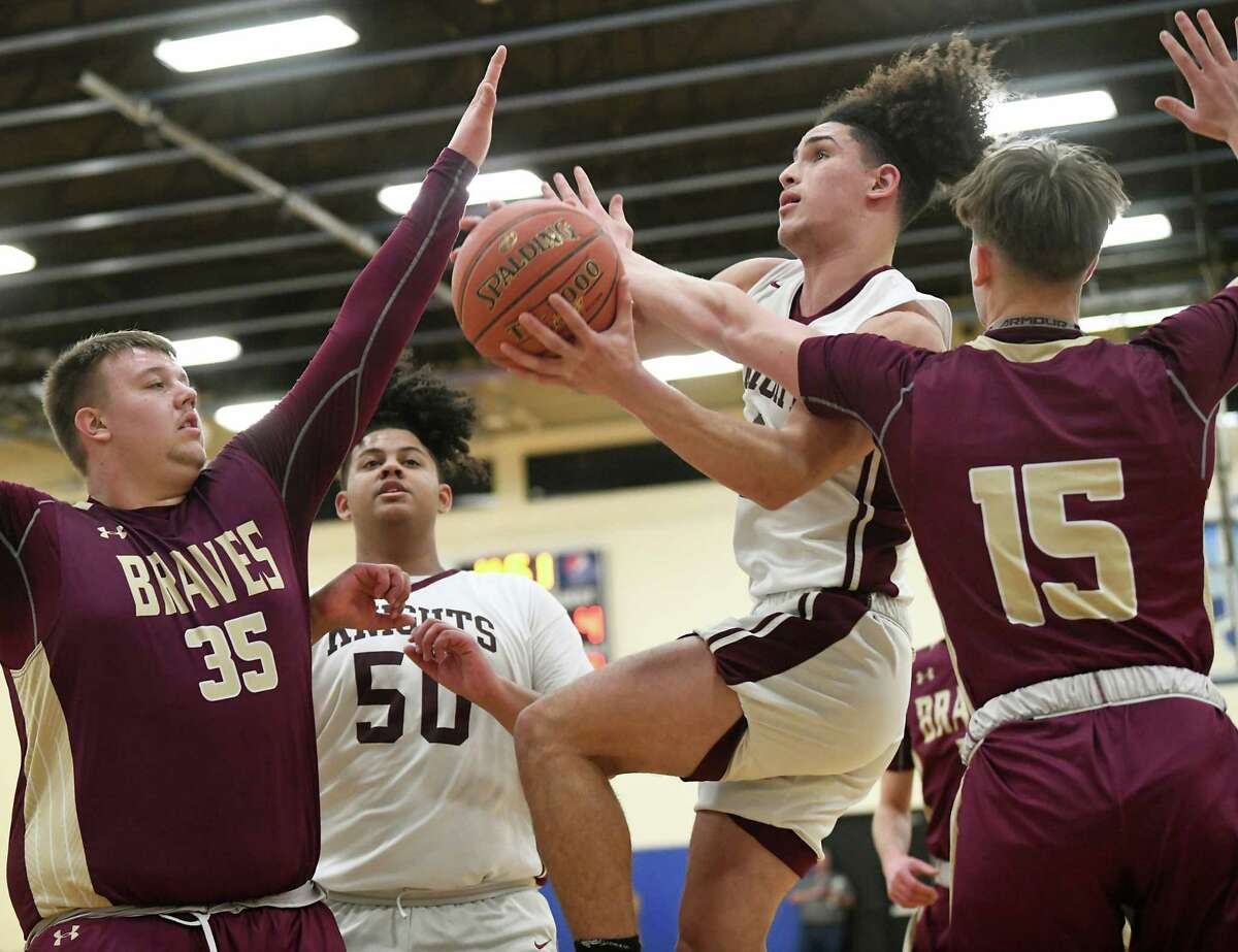 Friday and Saturday: High school basketball sectionals get underway this weekend. Get the boys and girls brackets on the Sidelines blog.