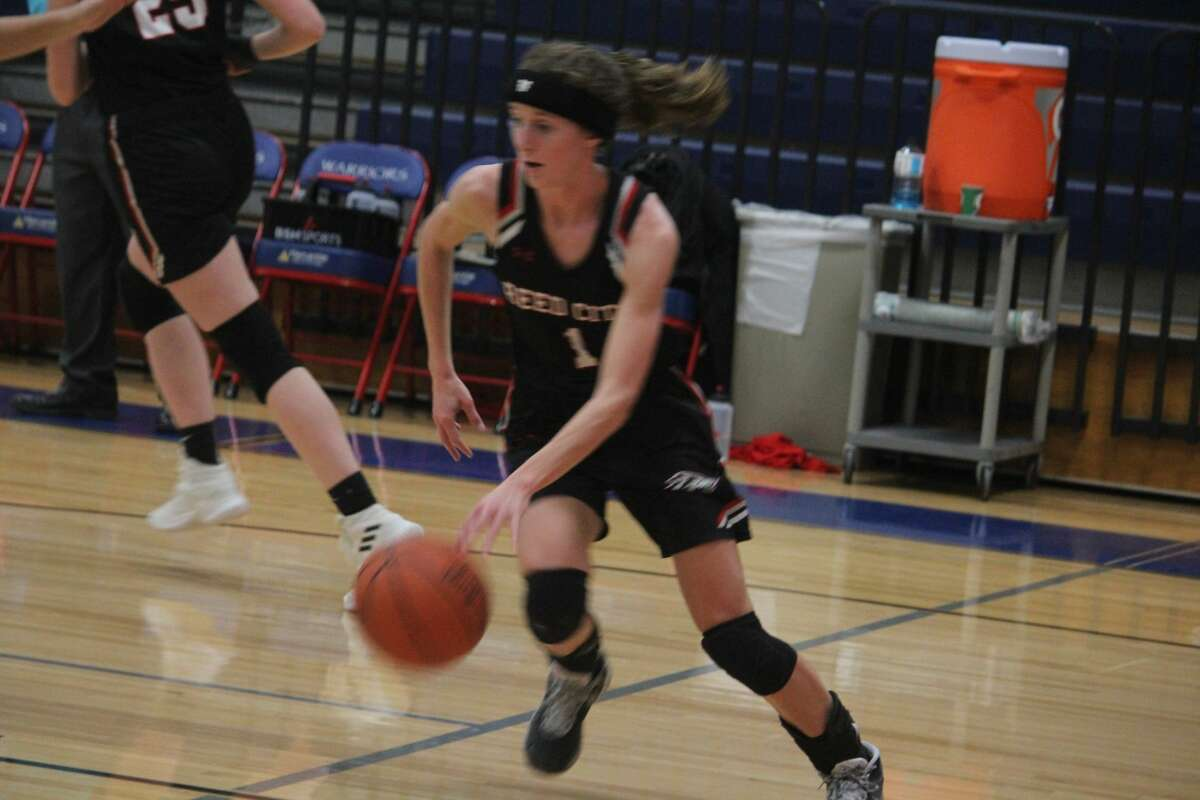 Reed City girls basketball team survives Chippewa Hills 39-28 in a defensive struggle on Tuesday