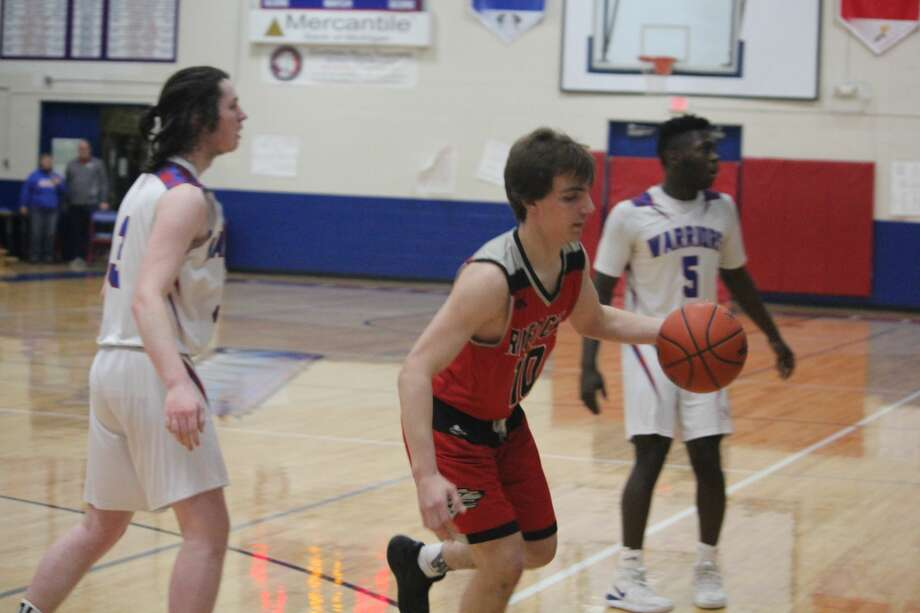 Reed City boys avenge a loss to Chippewa Hills from earlier in the season with Tuesday's 60-43 win Photo: John Raffel