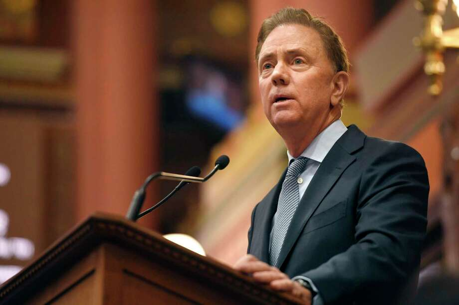Gov. Ned Lamont Photo: Jessica Hill / Associated Press / Copyright 2020 The Associated Press. All rights reserved.