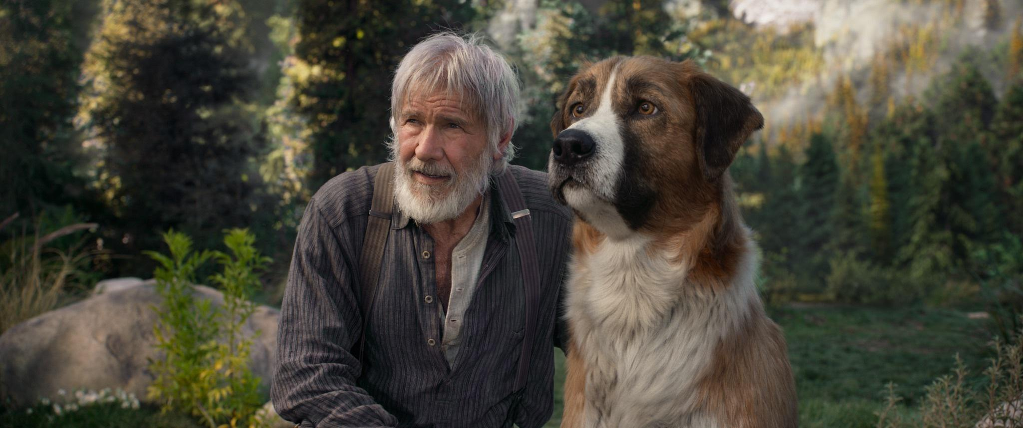 Harrison Ford saves 'Call of the Wild'