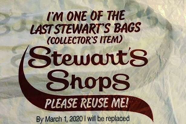 These bags, like the others in New York, will be gone by March 1.