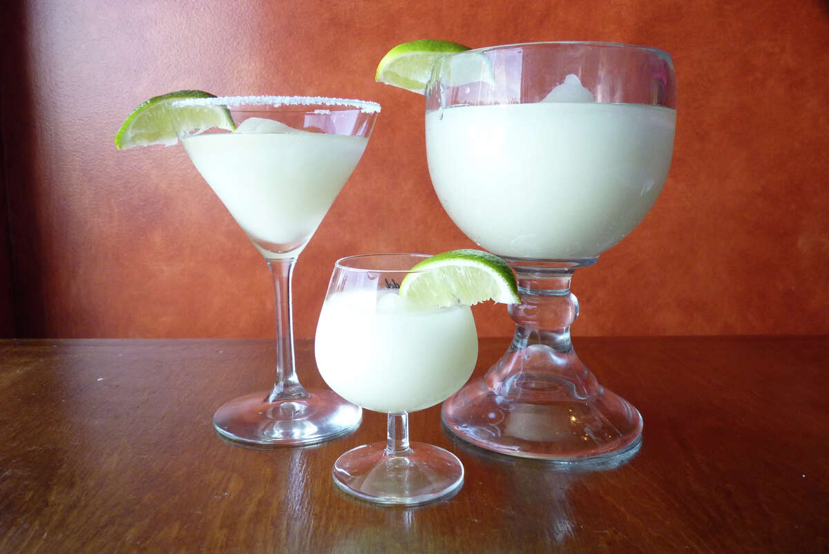 Sylvia's Enchilada Kitchen: Special margaritas will be made with Dulce Vida Tequila on National Margarita Day, including Authentica Margarita (frozen or rocks), Sweet Heat Margarita (made with pineapple and jalapeno flavored tequila, frozen or rocks), Perfect Paloma, and Skinny Lime Rita; all $7 each. 1140 Eldridge Parkway, 832-230-3842 and 6401 Woodway, 713-334-7295; sylviasenchiladas.com.