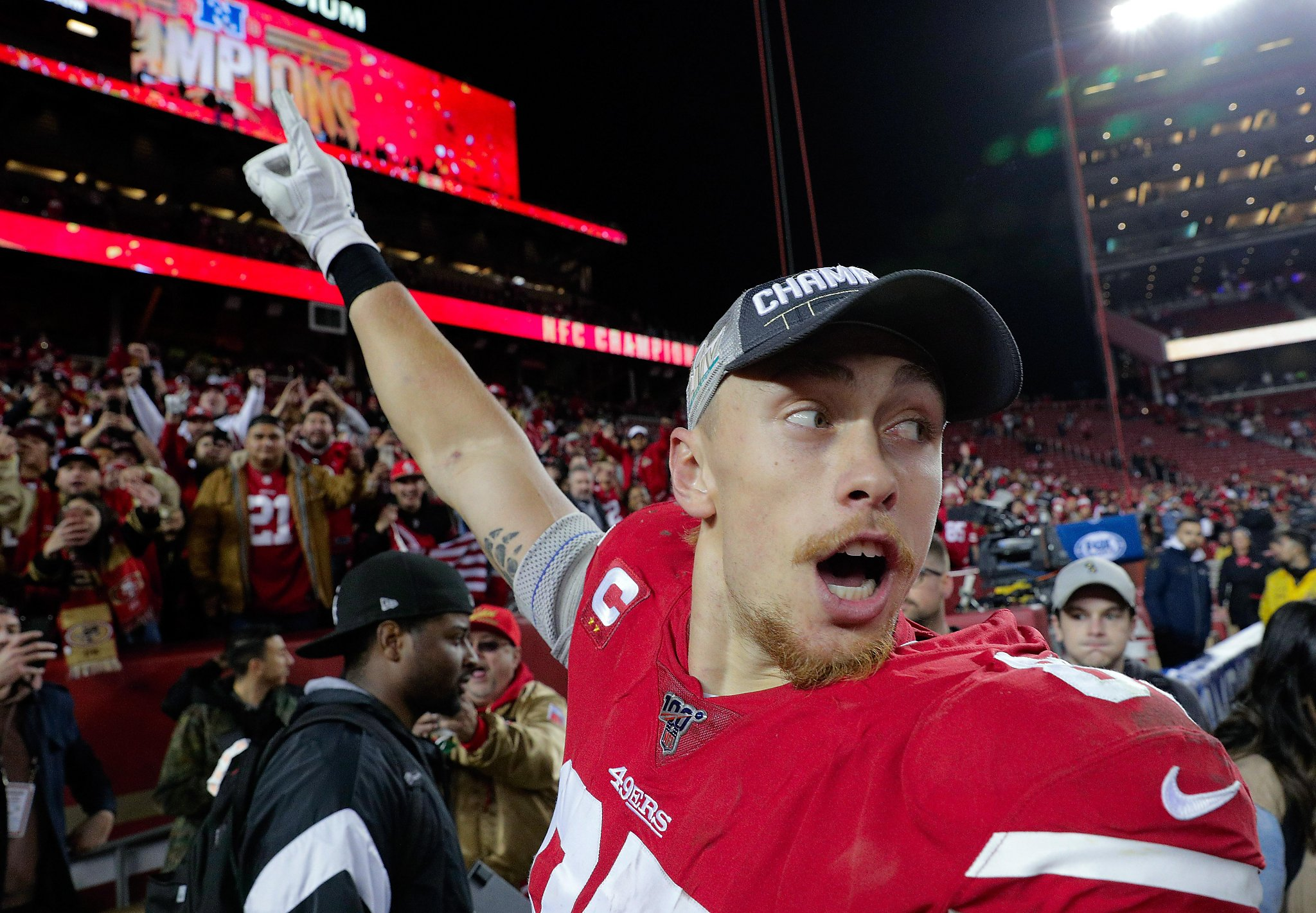 Extensions for 49ers' Kittle and Buckner likely will carry huge price tags