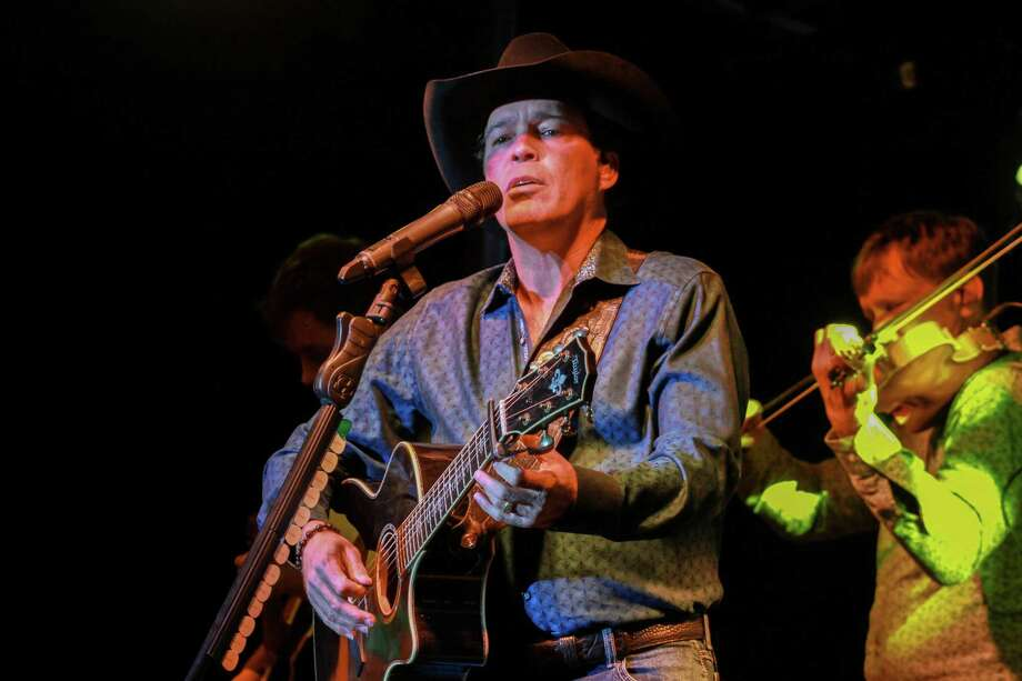 The Houston Open Friday Night Concert featuring Clay Walker, at the Golf Club of Houston on October 11, 2019. Photo: Gary Fountain / Contributor / Copyright 2019 Gary Fountain