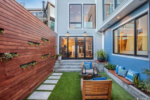 The home is located on Bernal'sNorth Slope and has 270-degree views from the main level open concept entertaining space and deck.