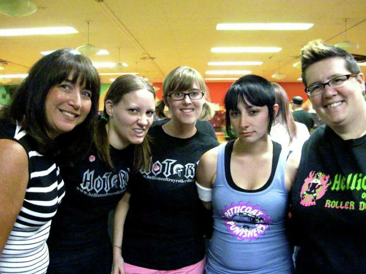 Were you seen at 2010 Roller Derby?