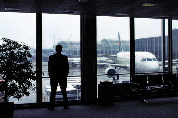 Business travelers are rethinking travel plans, according to the Global Business Travel Assn.