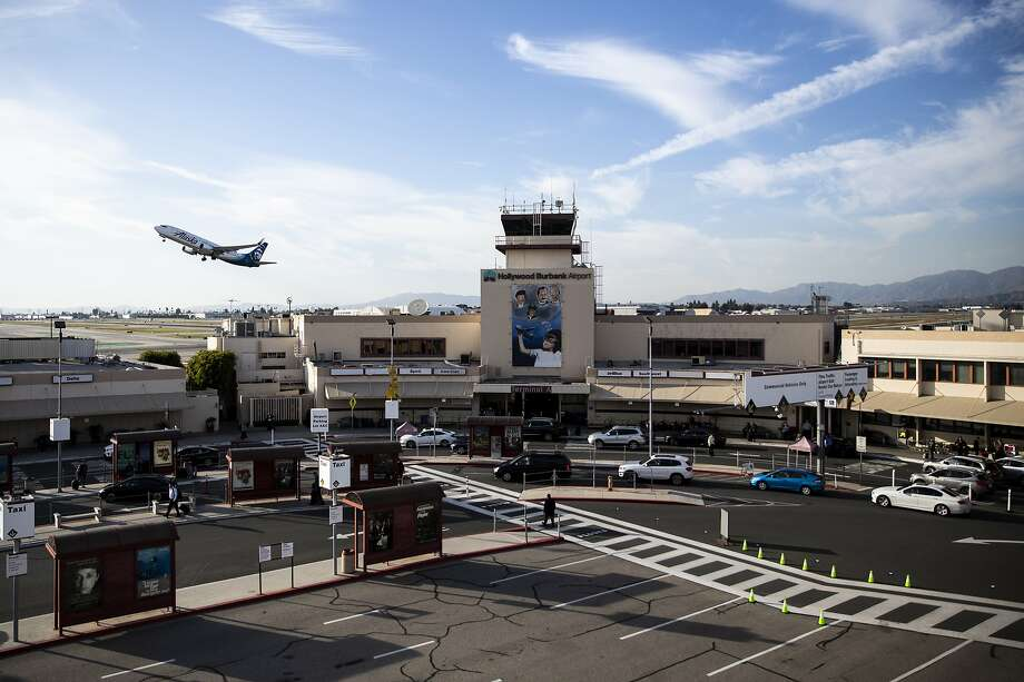 JetBlue has flown away from Hollywood Burbank and other California airports  (Jenna Schoenefeld/The New York Times) Photo: Jenna Schoenefeld, NYT