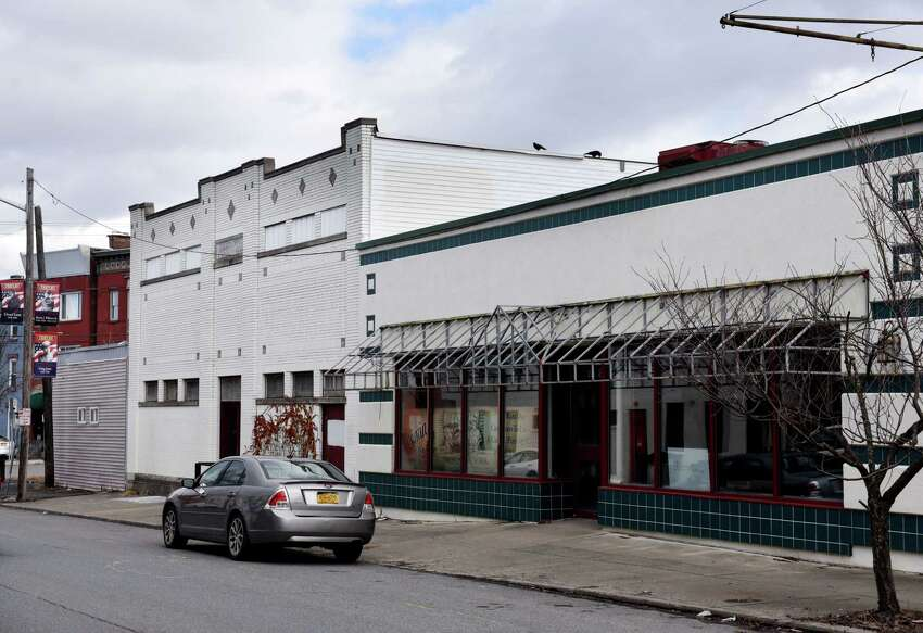 What's going up in Troy? The renovation of the former Vainlla Bean bakery building into a new expanded location for DeFazio's is moving ahead. Read more.