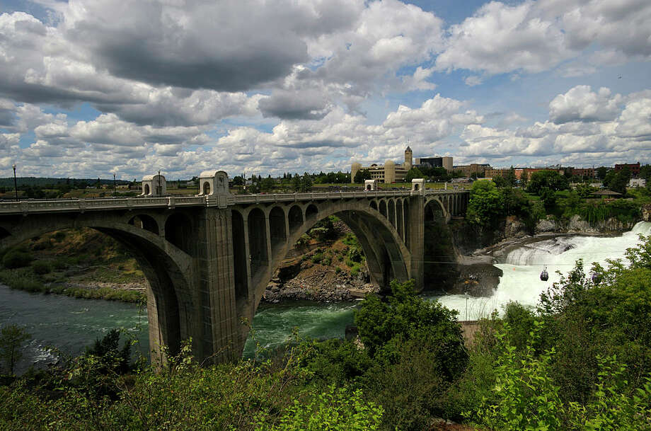 Spokane ranked as one of the top four metro areas in the country poised to attract homebuyers this decade looking for affordable land and growing incomes, according to a new report. Photo: Wolfgang Kaehler/LightRocket Via Getty Images / © 2009 Wolfgang Kaehler