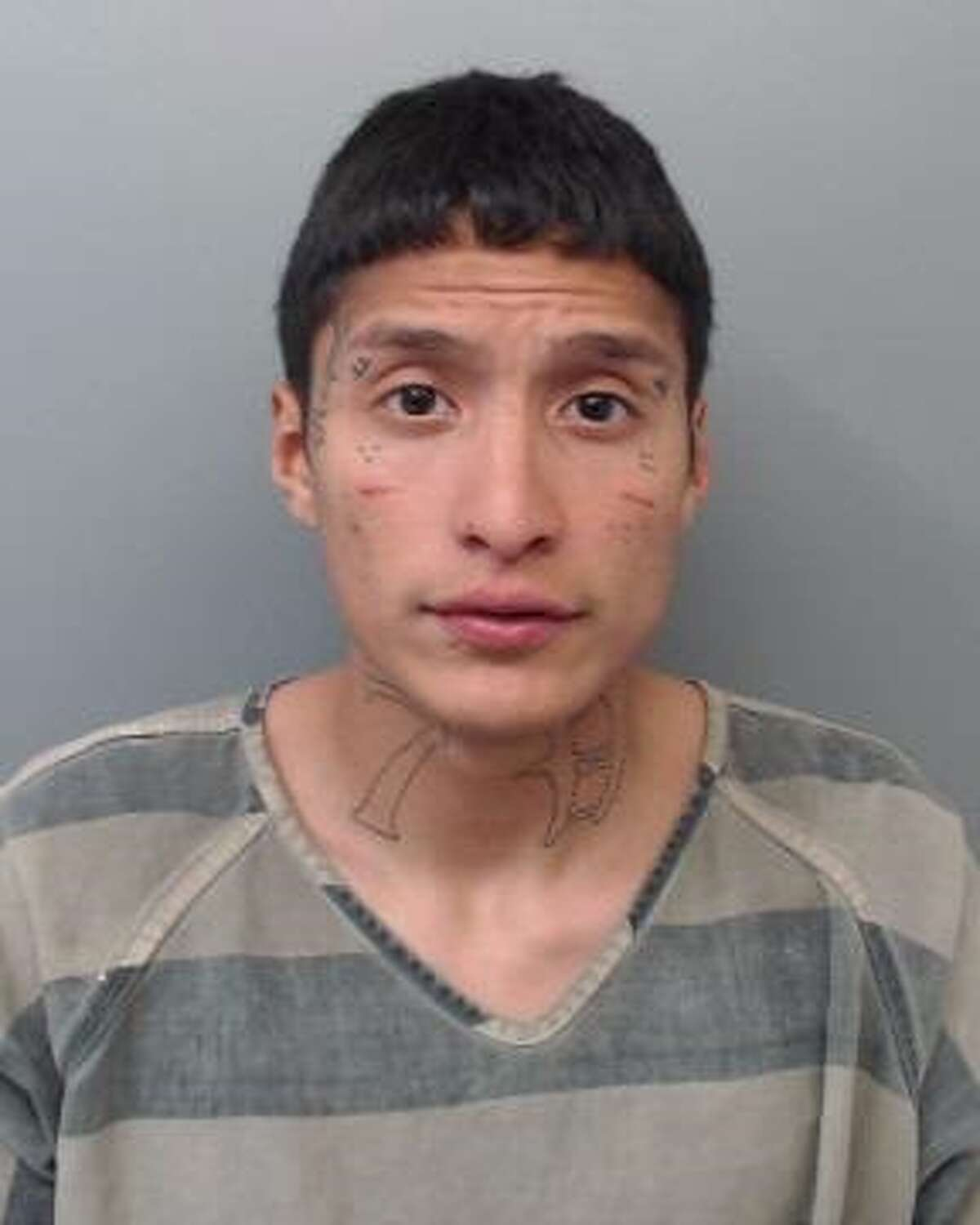 Jesus Efrain Colindres, 19, was charged with aggravated robbery and engaging in organized criminal activity.