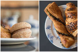 Danel and David de Betelu are looking to make Maison Danel their own piece of Europe in San Francisco, replicating the patisseries and salon de thés they admired in Paris, Vienna and Biarritz, France, where Danel is from, but with their own spin.  Maison Danel officially opened on Tuesday, February 18, 2020.