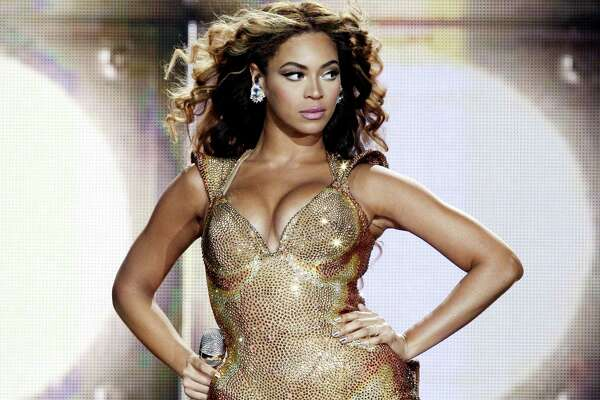 """'Single Ladies' by Beyonce - Misheard: """"Got gloss on my lips, a man on my hips, hold me tighter than my very own jeans"""" - Correct: """"Got gloss on my lips, a man on my hips, hold me tighter than my Dereon jeans"""" """"Single Ladies"""" won three Grammy's at the 2010 awards: Song of the Year, Best Female R&B Vocal Performance, and Best R&B Song. In the middle of her multi-platinum track, Beyonce plugs her ready-to-wear clothing line, House of Dereon. This slideshow was first published on theStacker.com"""