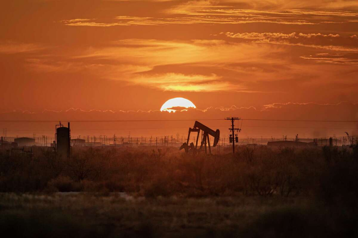 More than half of the rig losses this week were in the Permian Basin, a West Texas oilfield.