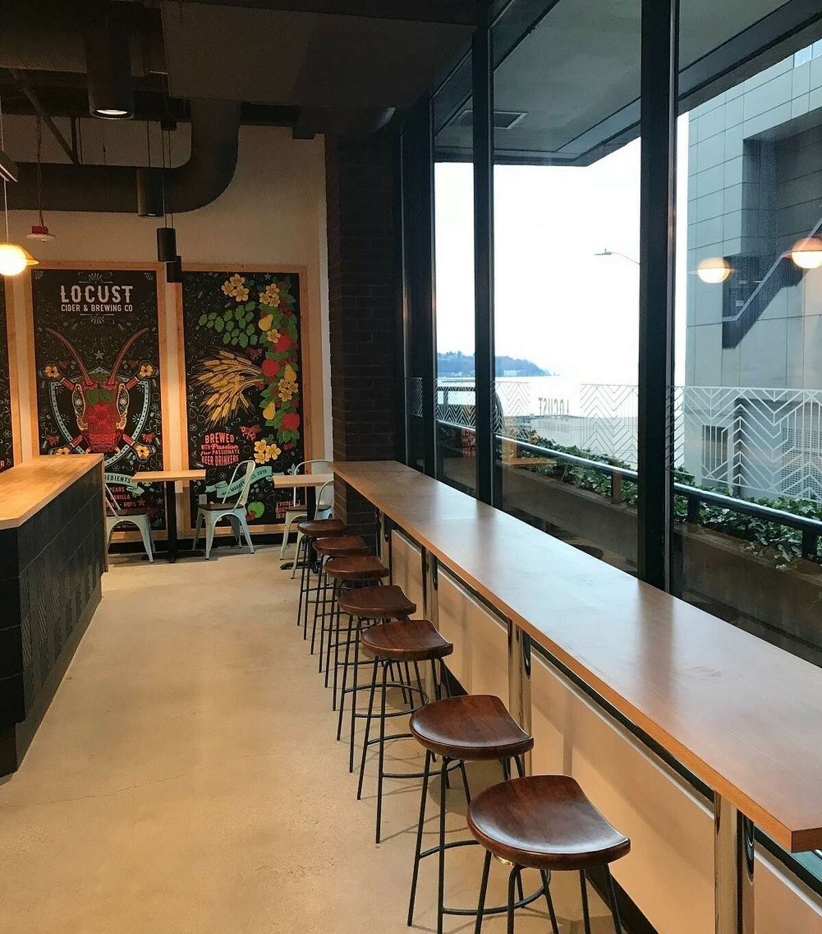Locust Cider will open a new outpost in downtown Seattle this weekend.