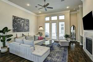 Montrose : 1226 W. Bell Street      List   price :$549,000      Open home dates :3-5 p.m. Saturday, Feb. 22; 1-3 p.m. Sunday, Feb. 23