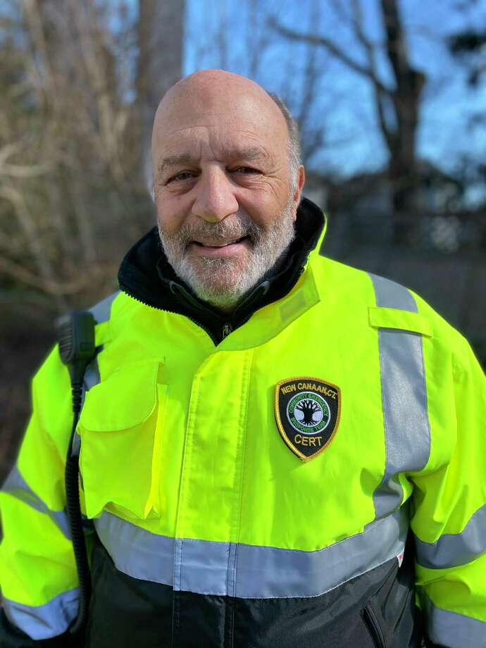 Stuart Sawabini is the new executive director of the New Canaan Community Emergency Response Team, also known as CERT. Sawabini is currently a board member with the all-volunteer organization. Photo: New Canaan CERT / Contributed Photo / New Canaan Advertiser Contributed