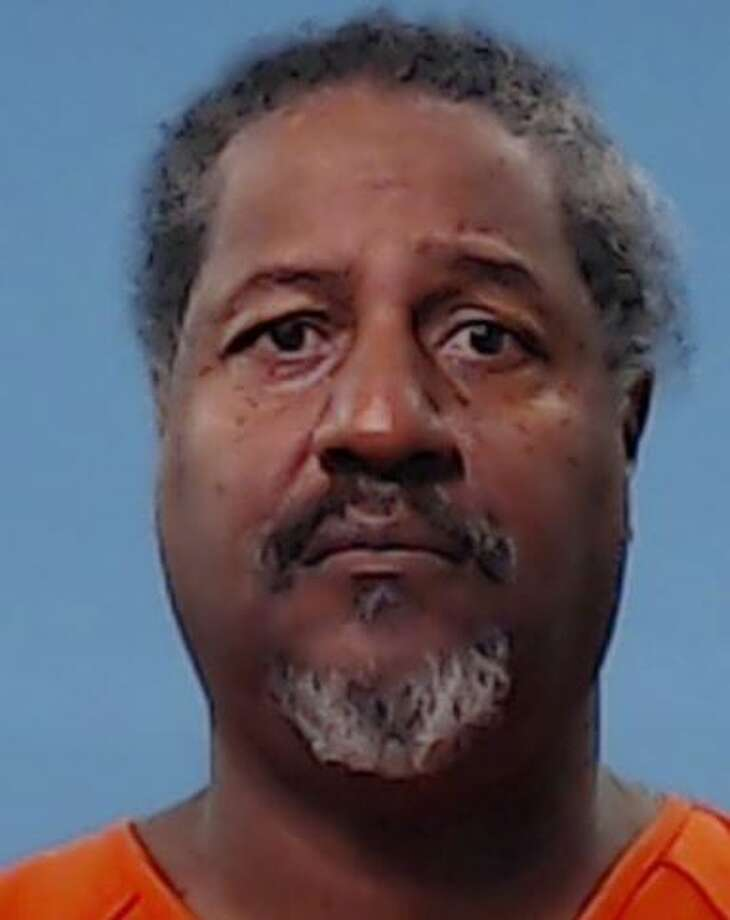 Carlos Morgan, 59, was arrested and charged with indecent assault on Feb. 13. Photo: Brazoria County Records