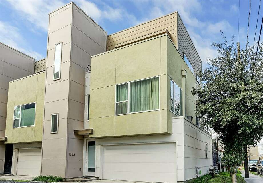 Washington Corridor: 1223 Wagner List price: List price:$398,000 Open home dates: 2-4 p.m. Sunday, Feb. 23 Photo: Houston Association Of Realtors