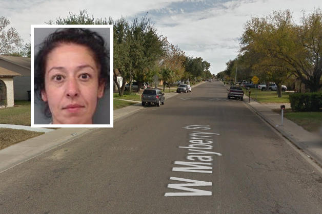 Laredo woman charged with allegedly assaulting her mother