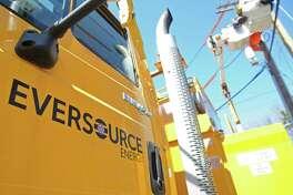 Eversource work crews
