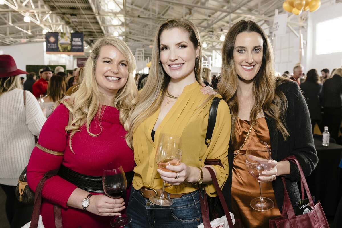 The San Francisco Chronicle Public Tasting event at the Fort Mason Center in San Francisco, California, on Saturday, Feb. 15, 2020.